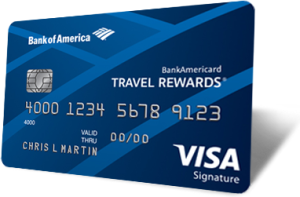 boa travel rewards