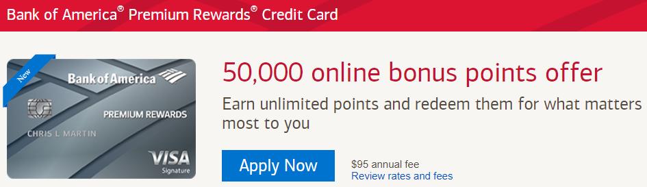 America sign up bonus income generation deposit notes
